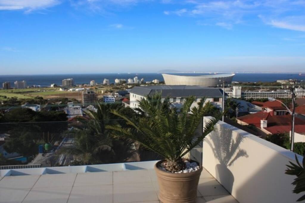 Breathtaking sea views from your balcony