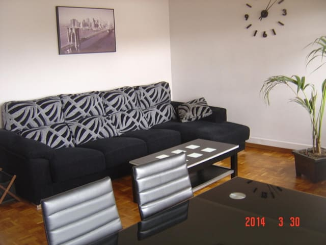 Nice apartment near Barcelona 29km - Canovelles - Byt