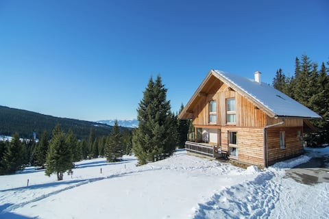Beautiful Holiday Home in Weinebene with Sauna
