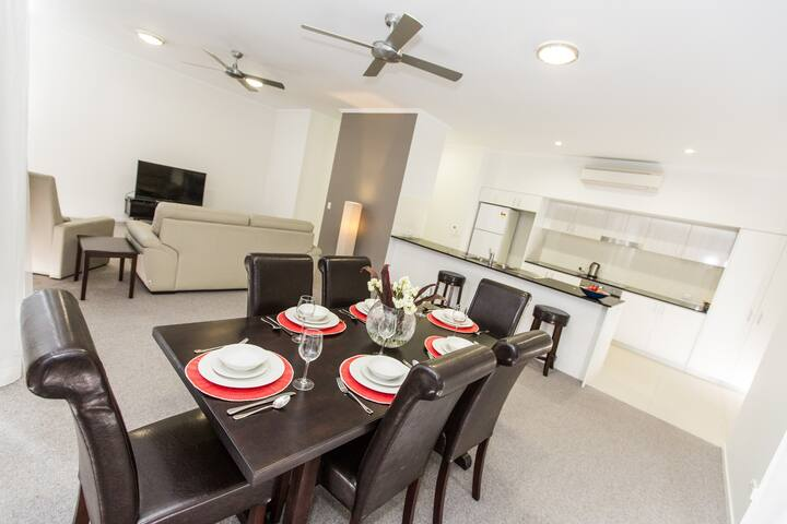 Apartment Living in the Heart of Gladstone