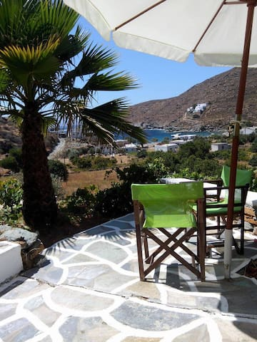 Traditional House in kythnos Island Cyclades