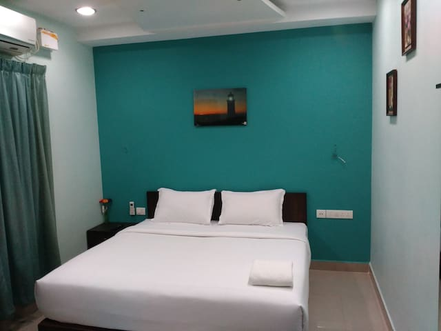 Max Classic Serviced Apartment - Chennai - Flat
