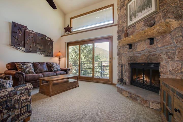 Snowdance Manor 407 - Keystone - Condomínio