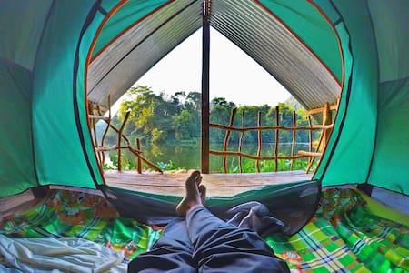 Adventure Camping at Kitulgala (with Activities) - Kitulgala - Naturstuga