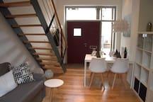 Sonniges Apartment in der Altstadt von Höxter