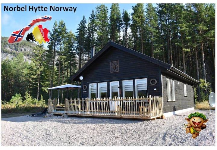Norbel Hytte Norway, Vrådal, Kviteseid, Telemark