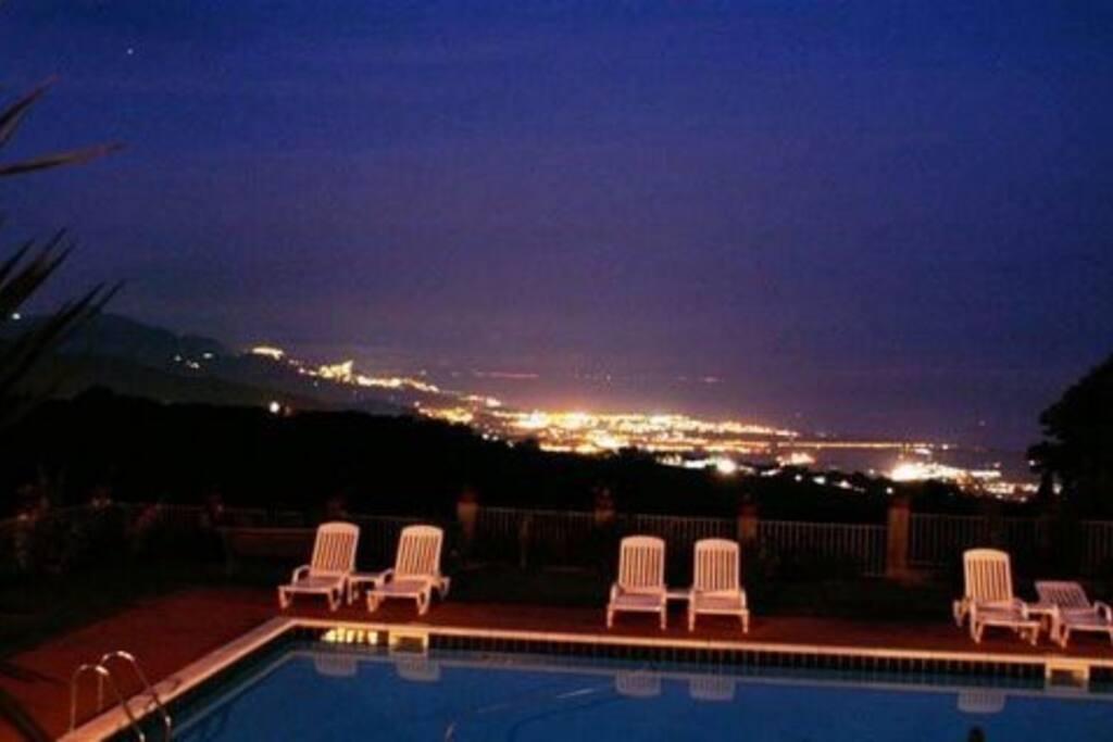 Vista by Night....