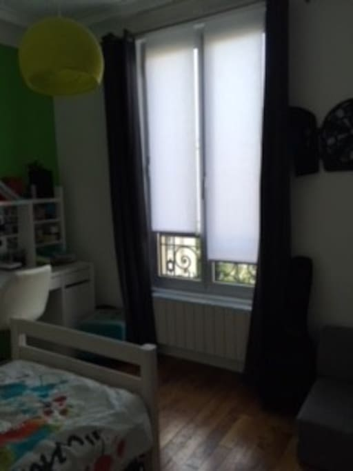Chambre 3: 1 lit simple
