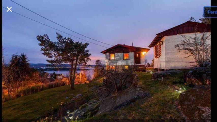 Panorama Hilltop Seaview Cabin ( 15% off a week )