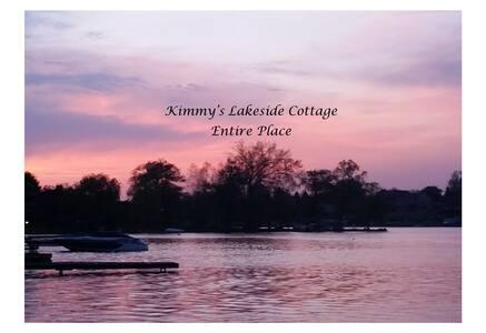 Kimmy's Lakeside Cottage
