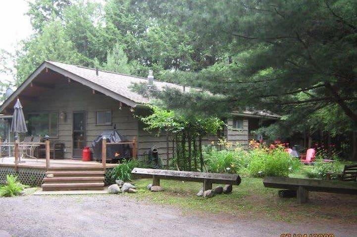 Quinta De Sa - Huntsville - Cabaña