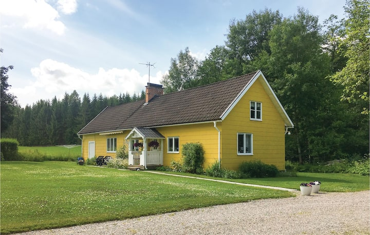 Nice home in Katrineholm with 2 Bedrooms