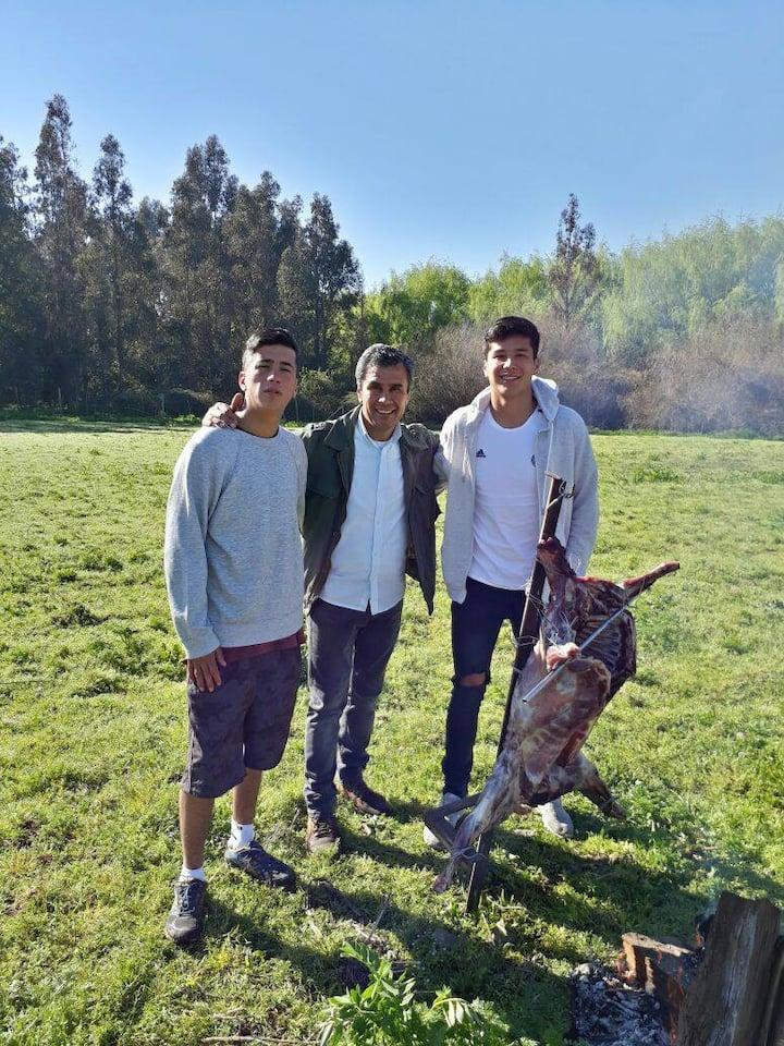 Camping Yerbas Buenas