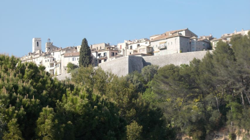 La Bergerie - a wonderful destination for all. - Saint-Paul-de-Vence - Talo