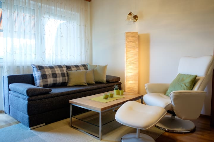 Cosy 58qm apartment in the heart of Leonding - Leonding - Condomínio