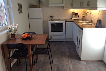 Sweet appartment for rent - Bekkjarvik - Wohnung
