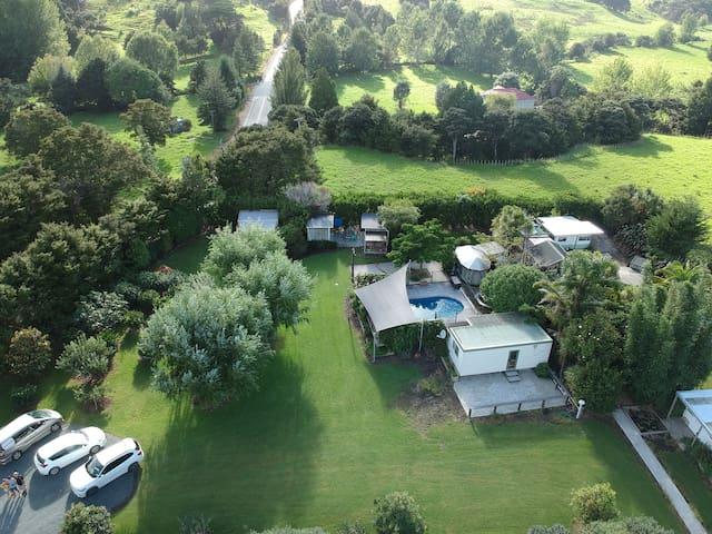 Laharan Retreat  Cabin three