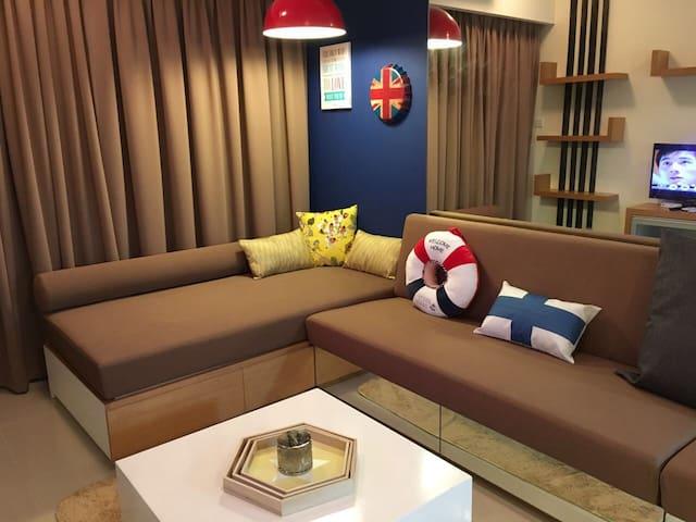 百威民宿 Parkway Homestay PEAK SOHO - Kota Kinabalu - Apartamento