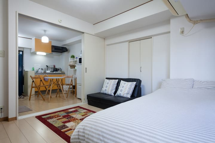 Monthly  apartment  Tokyo-convenient