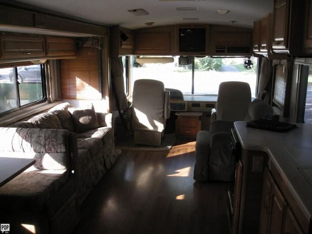 39' Motorhome without the hastle of Setup