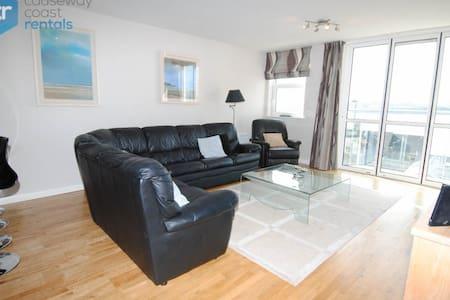Whiterocks Apartment - Portrush