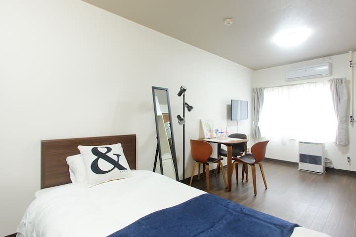 (2093)NewOpen/Great location/Sapporo/ Backpacker