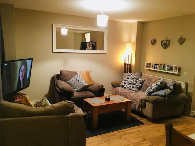 Double with Private Ensuite, Dublin Apartment Hub