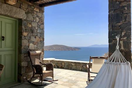 Dream House in Serifos Island