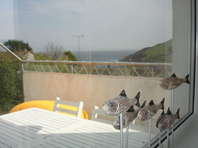 Alba Apartment, Gorran Haven, Cornwall