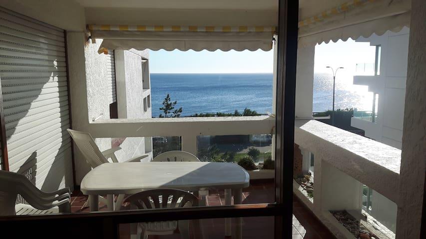 Apartamento sobre Playa Mansa - Punta del Este