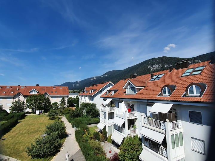 Schöne Ferienwohnung am Fuss vom Weissenstein