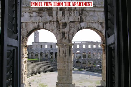 Apartment Gladiator 1 - almost inside the Arena!