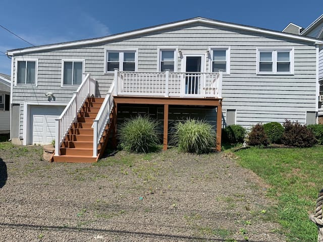 East Haven Home with beach rights