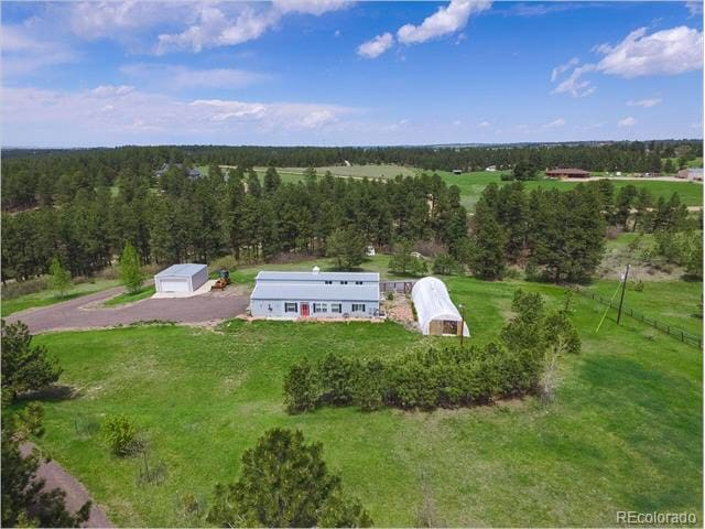 2700 sq ft guest house at Rocky Pines Ranch