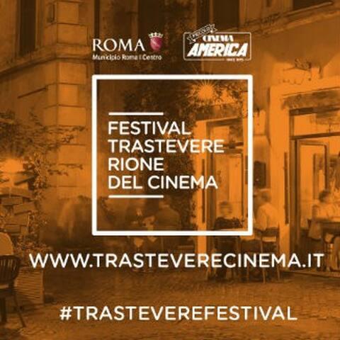 Festival Cinema Trastevere, from 01/06 to 01/08 2019