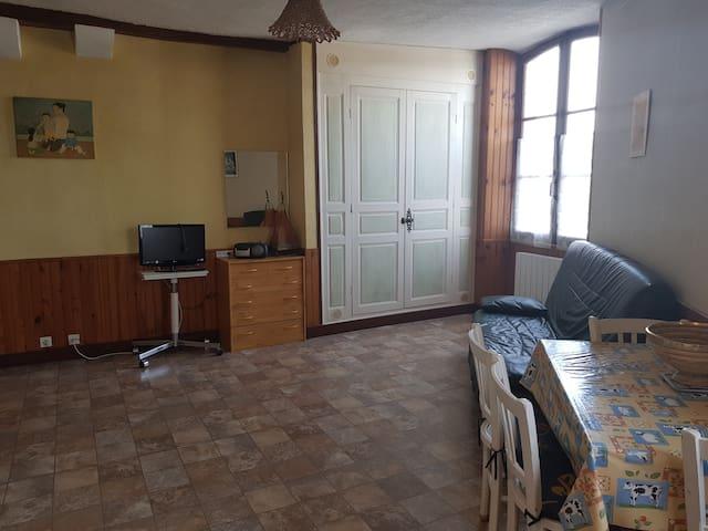 Appartement face à la Loire