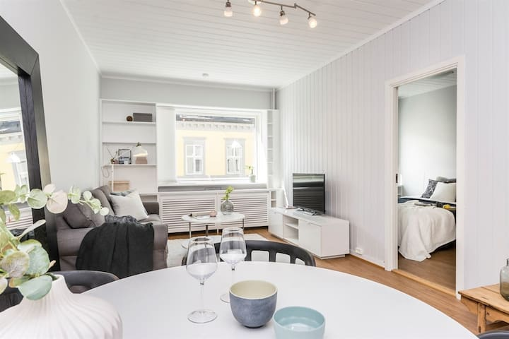 Spacious room in the city center. Near everything - Oslo