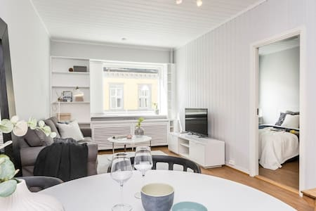 Spacious room in the city center. Near everything - Oslo - Lejlighed