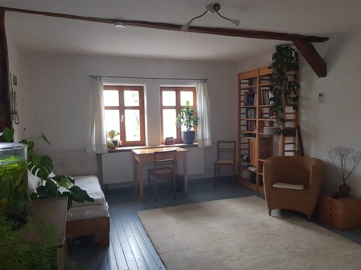 Wohlfühlzimmer im ältesten Haus in Quentel