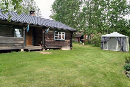 Stuga/Cottage  - Grangärde - 30 minuter från Romme
