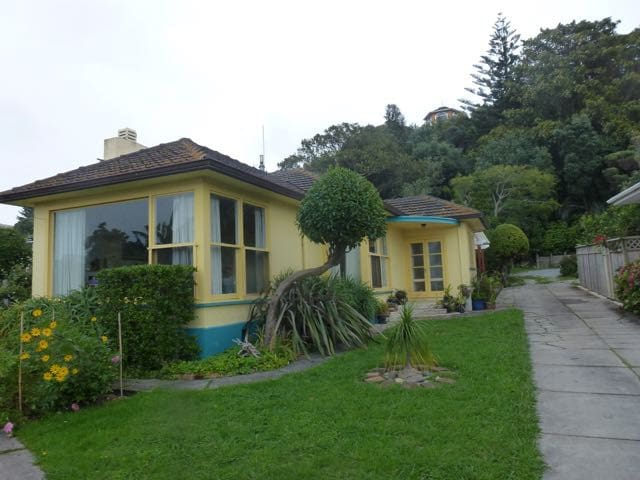 Seaview: Quiet, Relaxing, Close to the Beach. - Gisborne - Casa