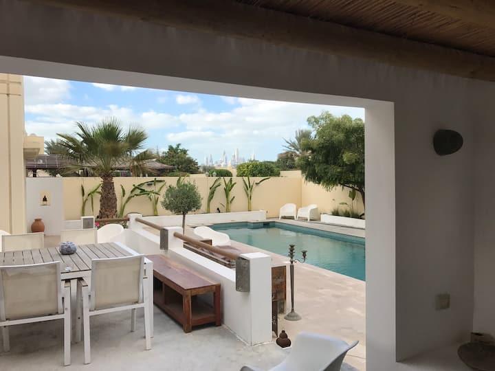 Great family villa w/ swimming pool