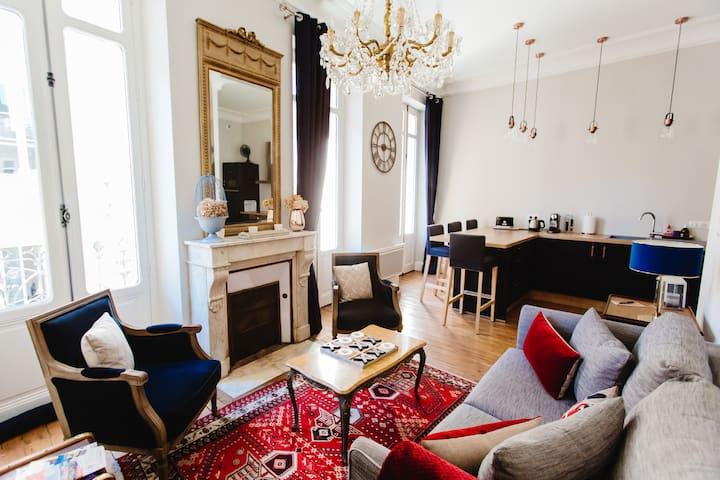 Bordeaux Saint André - elegant, central and quiet