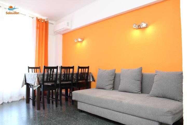 "Apartament ""EL CABALLO BLANCO 404"" Salou"