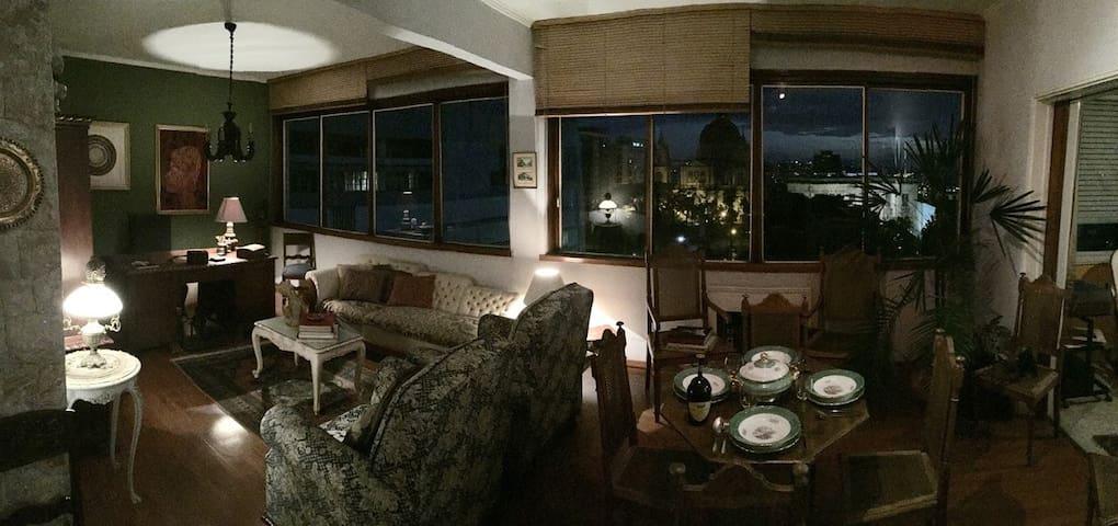 Large Apartment Historic Center - Porto Alegre - Byt