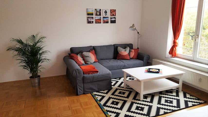 Bright City-Apartment incl. NETFLIX
