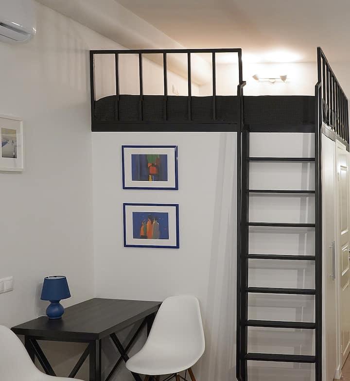 Апартамент с кухней КОСМО