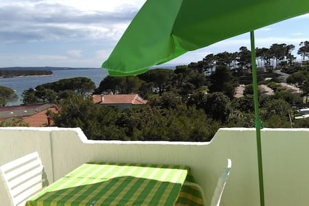 Green room with sea view (100m beach, 1.5 km town) - Banjol