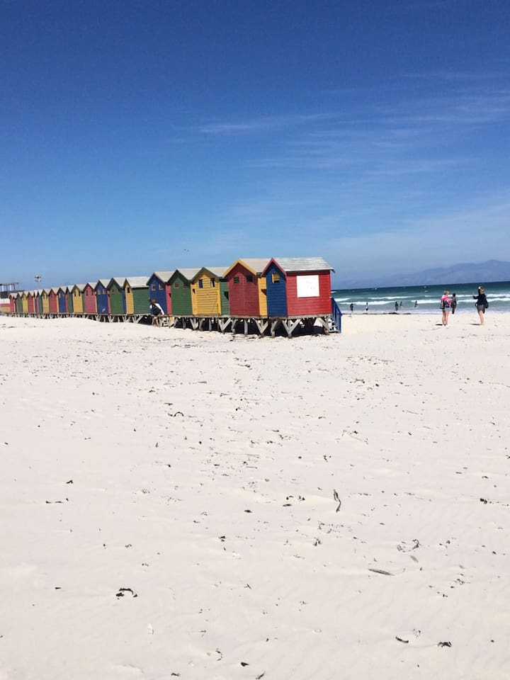 Muizenberg Main Beach