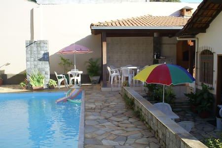 Casa com Piscina , Centro Lagoa Santa MG. - Lagoa Santa - Talo